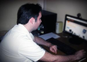 Góger Arnold - az Arnold PC Szerviz tulajdonosa, számítógép javítás Budapesten